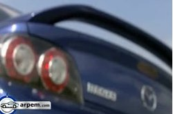 Video Mazda RX8 Detalles