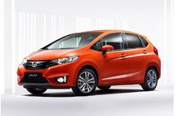 Fotos coches Honda Jazz