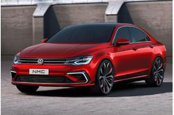 Fotos de coches Volkswagen New Midsize Coupé (prototipo)