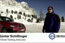 Video BMW Modelos M Snow Action