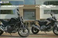 Video Honda NC 700 X Circulando