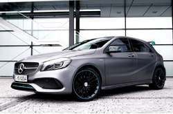 Mercedes-Benz A 250 Motorsport Edition 2016 Exterior