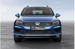 Fotos coches Volkswagen  Volkswagen  Touareg Pure 3.0 V6 TDI 204 CV BlueMotion Technology
