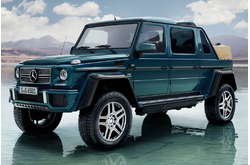 Mercedes-Benz Maybach Clase G
