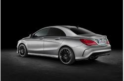Fotos coches Mercedes-Benz Clase CLA
