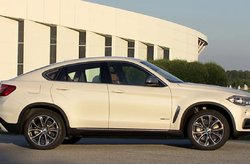 Vídeo BMW X6 Xdrive50i Exterior