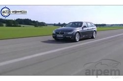BMW Serie 3 Touring Conducción