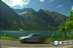 BMW Serie 3 Berlina Driving Shots