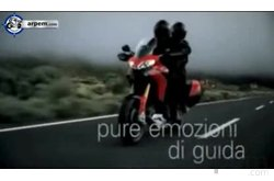 Video Ducati Multistrada 1200 Spot