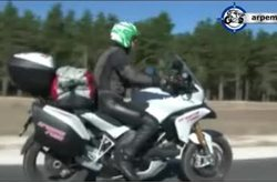 Video Ducati Multistrada 1200 Dreams Road Australia 4