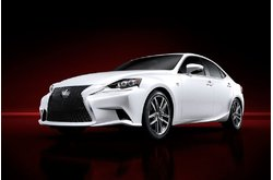 Lexus IS F Sport 2013