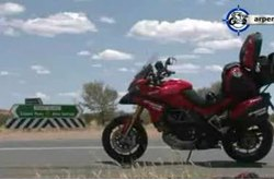 Video Ducati Multistrada 1200 Dreams Road Australia 3