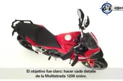 Video Ducati Multistrada 1200 Manos Libres