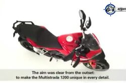 Video Ducati Multistrada 1200 Tutorial