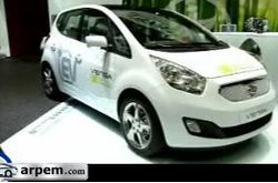 Video KIA Venga Eco Dynamics
