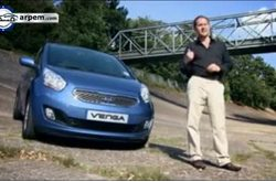 Video KIA Venga Ecodynamics