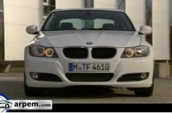 BMW 320d Efficient Dynamics Estático