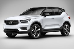 Fotos coches Volvo  Volvo  XC40 Momentum D4 AWD