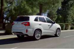 Video KIA Sorento Detalles