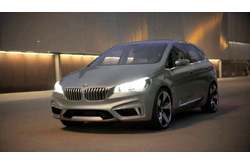 Video BMW Active Tourer Trailer