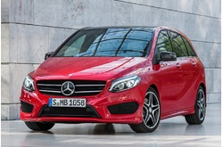 Fotos coches Mercedes-Benz Clase B
