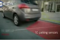 KIA Sportage Sistema Parking