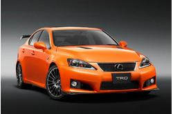 Lexus IS F Paquete Circuit Club Sport 2011