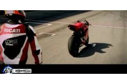 Video Ducati 1199 Panigale Circuito