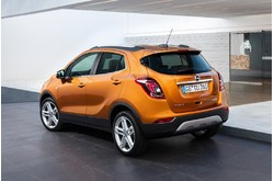 Fotos coches Opel  Opel  Mokka X Excellence 1.4 Turbo 140 CV 4x2 Start/Stop