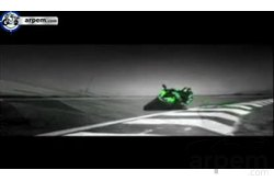 Video Kawasaki ZX 6 R Intermot