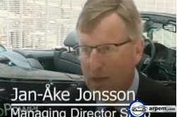 Video Saab Entrevista Jan Ake Jonsson