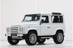 STARTECH Land Rover Defender Yachting Design