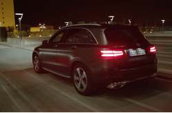 Mercedes-Benz GLC 250d 4MATIC 2016 Dinámico