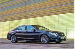 Fotos coches Mercedes-Benz Clase S