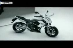Video Kawasaki ER 6N Intermot