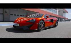 Vídeo McLaren 570S Coupé 2016