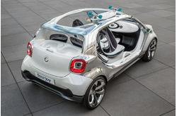 Fotos de coches Smart fourjoy prototipo