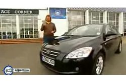 KIA cee'd Fifth Gear Madonna
