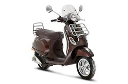 Vespa LX Touring Special Edition 50