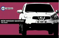 Nissan Qashqai Making Off Spot Tv