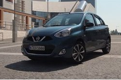 Video Nissan Micra Estático