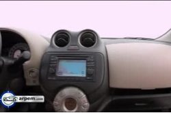 Nissan Micra DIG-S Interior