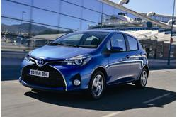 Fotos coches Toyota Yaris