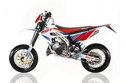 Fotos motos Fantic TR 125 MR