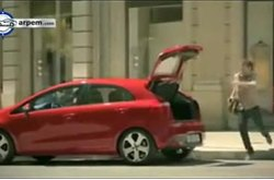 KIA Rio Spot Musical Chairs