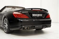 Fotos de coches Brabus 800 Roadster