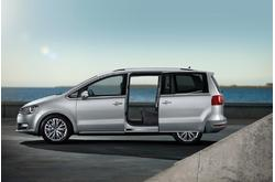 Fotos coches Volkswagen  Volkswagen  Sharan Advance 1.4 TSI 150 CV DSG Bluemotion Technology 7 plazas