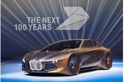 Fotos de coches BMW VISION NEXT 100 (prototipo)