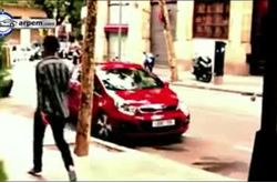 KIA Rio Making of Spot