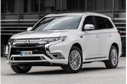 Fotos coches Mitsubishi Outlander